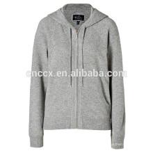 Hoodie da caxemira da camisola 15STC6801