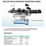 Multi-Position Operating Table Md-X107