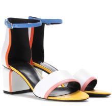 2018 ladies flat comfortable sunmmer sandal