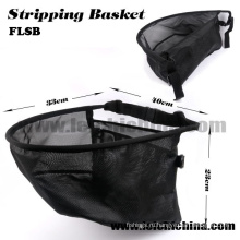 Горячая продажа 33X40X23cm Nylon Mesh Fly Fishing Stripping Basket