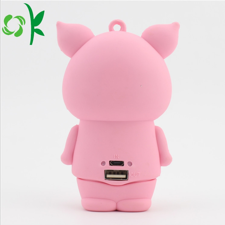 Silicone Iphone Case Powerbank