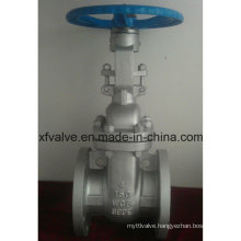 Flow Control Rising Stem Hand Wheel Gate Valve