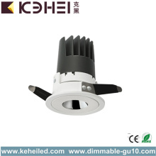 6000K Aluminium LED Ceiling Light AC110V CE