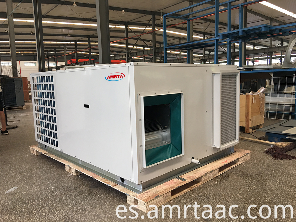 Energy Recovery Rooftop Packaged