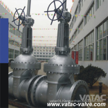 Flanged Rtj, RF or Butt Weld Bw Gate Valve
