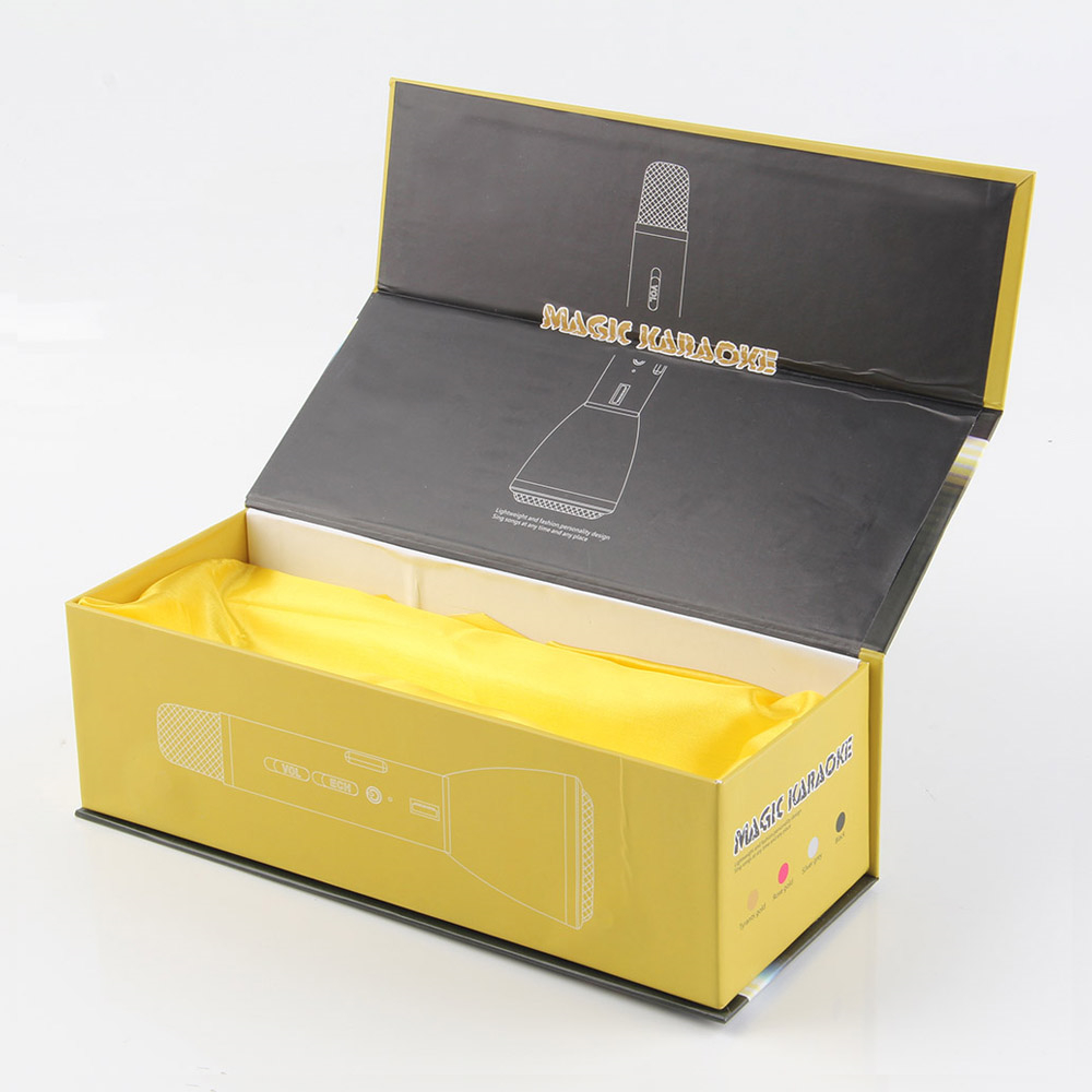 Long Clamshell Paper 3d Pen Packaging Box