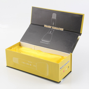 Lång Clamshell Papper 3D Pen Packaging Box