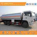 DONGFENG 6X4 aluminium fuel tank trucks