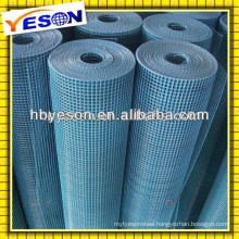 PVC Coated welded wire mesh/Cheap galvanized PVC coated welded wire mesh ISO9001 factory