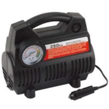 Plastic portable mini air compressor