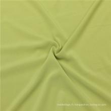 Tissu de robe en mousseline de soie teinté à 4 voies