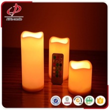 paraffin wax LED candle