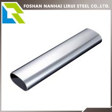 304 / 304L / 316 / 316L Плоская овальная трубка из нержавеющей стали