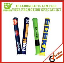 Promotional Customized Inflatable Thunder Noisemaker Sticks