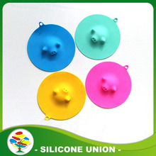 Pig Anti-slip Coffee Silicone Cup Lid