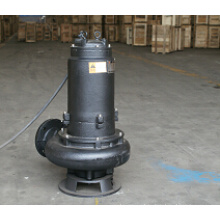 Submersible Pump for Sanitary Waste Like Toilet Waste Water
