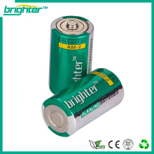 Super Akaline Batterie AM2 1.5V LR14 C fabriqué en Chine