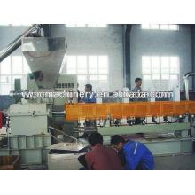 Pellet de madera que hace la máquina de serrín de madera que recicla la máquina
