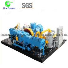 Compresor de gas de hidrógeno / oxígeno / nitrógeno / CO2 para la estación de llenado