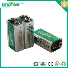 Batería gpower super alcalina 6lr61 pp3 9v