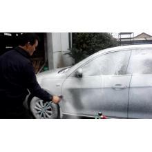 tanque vertical 150litre auto limpiador de espuma con 3 ruedas