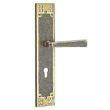 330mm Zinc-alloy door lock handle