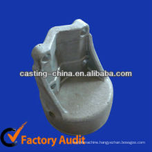 galvanized steel electric power fitting