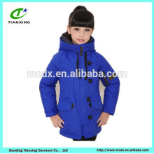 children winter outdoor padded jacket