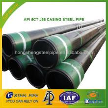 API 5CT J55 CASING STEEL ROHR