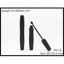 Glamouröse & leeren Kunststoff speziell-geformten Mascara Tube XG-LG, AGPM Kosmetikverpackungen, benutzerdefinierte Farben/Logo