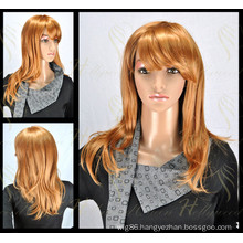 Hot Sale Lace Synthetic Wig (HQ-SW-S)