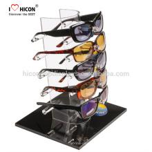 Geben Sie unseren Kunden mit einer Vielzahl von Tisch Top Brillen Store Acryl Sonnenbrille Display Rack