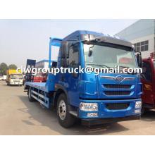 JIEFANG 4X2 LHD/RHD Flatbed Transport Truck