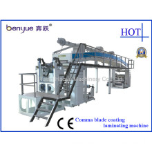 Comma Blade Coating Laminating Machine (TB-F650)