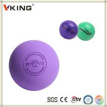 Ncaa Point Rubber Custom Lacrosse Ball