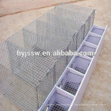 Steel Wire Cage For Mink, Farming Ginkage Cage For Sale