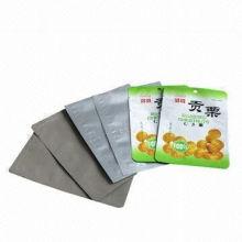 Customized Vmpet Food Safe Plastic Bags For Tea Coffee Sugar , Gravure Printing