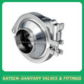 Sanitary Check Valve Weld Type