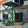 China supplier offers CE electro-hydraulic scissor lift 5 ton scissor jack