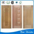 abedul de madera contrachapada puerta de madera