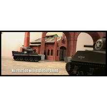 1: 24 tanques de tigre