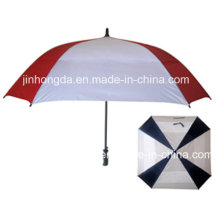 Durable Auto Open Straight Golf Umbrella (YSGO0006)