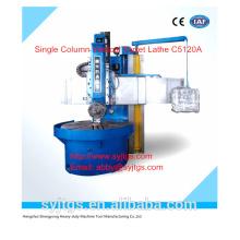 Станок токарно-винторезный вертикальный C5120A для продажи по лучшей цене на складе