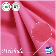 TC poli / algodón sólido teñido 45 * 45/110 * 76 tela fabricante