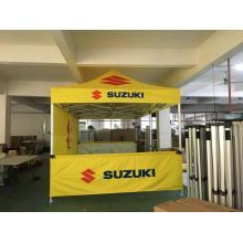 10x10ft 50mm Hexagon Aluminum Advertising Tents for SUZUKI