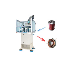 Brushless Motor Stator Coil Inslot Winding Machine
