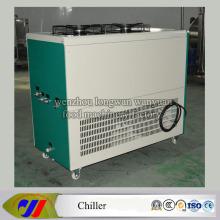 Чиллер с воздушным охлаждением для охлажденной воды