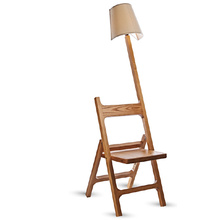 Modern Decoration Chair Floor Lamps (LBMD-ZDF)