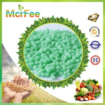 100% soluble dans l'eau NPK 15-30-15 Fertilisant foliaire