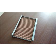 Materiales de Decoración Techos Decorativos de Aluminio Corrugado